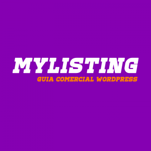 MyListing template guia comercial ou classificados Wordpress